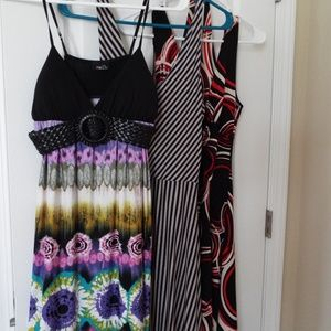 Summer Dresses!  Great Sale on all 3 ladies!!